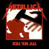 Kill 'Em All by Metallica (Cassette, Jun-1995)