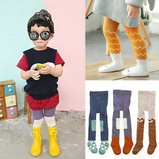 Children Baby Kids Autumn New Style Tights Stockings Pants Hosiery Pantyhose JK
