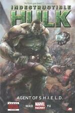 Indestructible Hulk : Agent of S. H. I. E. L. D. by Mark Waid (2013, Hardcover)