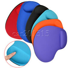Wrist Rest Support Mouse Mat Game Mice Pad for PC Laptop Computer Pc Comfort