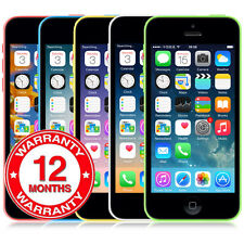 Apple iPhone 5C 32GB 16GB Unlocked Smartphone Mobile Phone Grade A+++ LIKE NEW
