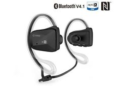 Sports Wireless Bluetooth Stereo Headset Headphone with NFC for Alcatel Phones