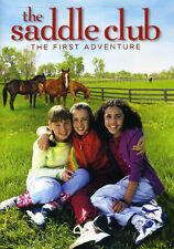 The Saddle Club: The First Adventure DVD NEW