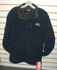 THE NORTH FACE MENS APEX BIONIC SOFT SHELL-JACKEY-AMVY-DEEP WATER BLUE-S, M