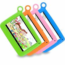 Kids 7 inch Android Tablet PC 8GB HD 4core 2Camera WIFI Bluetooth Children 7""