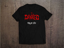 The Damned - Friday 13th T Shirt sizes S-XXL new