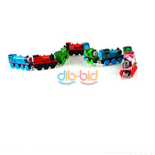 Cute Gift Handcrafted Child Toys Engine Train Thomas Friends Tank Mini Carriages