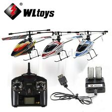 WLtoy V911 4CH Copter Micro 2.4 GHZ Single Propeller Gyro RC Helicopter Prop