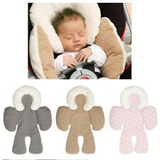 Baby Two-sided Newborn Baby Head&Body Support Infant Pram Stroller Car Seat Pill