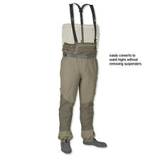 Orvis Silver Sonic Convertible Waders NEW- Free Shipping in the US
