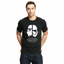 Star Wars The Force Awakens Storm Trooper Cotton T Shirt Tee cosplay costume