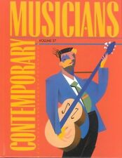Contemporary Musicians: Profiles of the People in Music by Hardcover Book (Engli