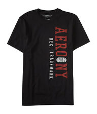 aeropostale mens aero ny vertical logo graphic t shirt