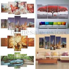 HD Canvas Print Modern Scenery Animal Wall Art Oil Painting Home Decor Unframed