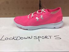 NEW WOMENS UNDER ARMOUR SPEEDFORM APOLLO VENT 125301 653 SNEAKERS-RUNNING-SIZE 8