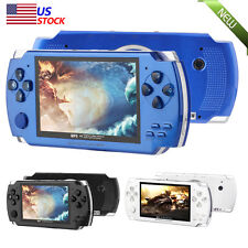 8GB 4.3'' 32bit Portable Handheld Video Game Console Player MP4 Toys+100 GAME