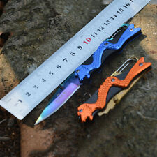 Outdoor Survival Camping Knife Blade Pocket Fruit Rescue Swiss Army knife