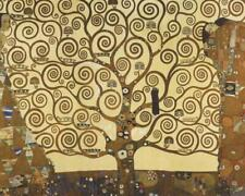 Gustav Klimt Tree of Life Stoclet Frieze Austrian Symbolist Art Poster - 20x16