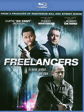 Freelancers (Blu-ray Disc, 2012) Brand New Factory Sealed FAST FREE SHIPPING