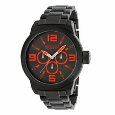 Kenneth Cole Reaction Mens Analog Casual Black Watch IRK3219 IRK3211 IRK3212