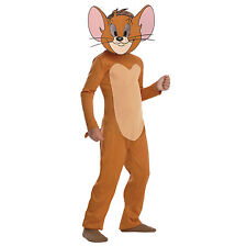 Child Licensed Tom & Jerry Mouse Cartoon Kids Boys Girls Fancy Dress Costume