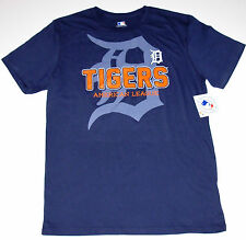 Detroit Tigers T-Shirt Adult size Medium or Large, New w/Tag