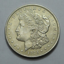 1921-P UNC/ MS MORGAN  Dollar VERY NICE Silver Old US Coin , NO RESERVE !!!