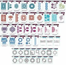 CREATIVE EXPRESSIONS Craft Dies & Rubber Stamps by Sue Wilson January 2016