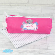 Personalised Me To You Pencil Case  Girls Kids School Birthday Gift