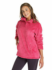Harry Hall Kids Childs Monument Fleece in Pink Age 10 - 11