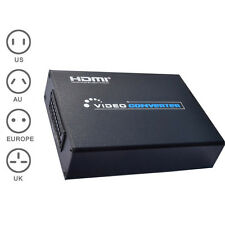 1080P Scart to HDMI Converter Scaler Adapter for HDTV Audio Video Projector GYTH