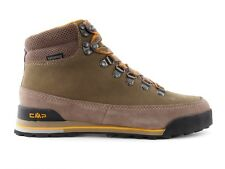 CMP Hiking shoe Hiking shoes Heka brown leather waterproof Lace-ups