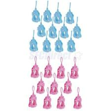 12Piece Fillable Bottle Pouches Bag Baby Shower Boy Girl For Party Wedding Decor