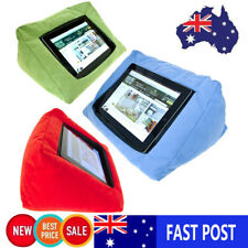 4 Colour Cushion Stand Portable Tablet Pillow iPad beanbag Support for iPad Air