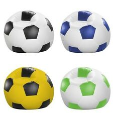 Football Beanbag Chair in various colors for World Cup, EM, Champions League