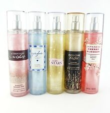 Bath Body Works Diamond Shimmer Mist 8oz Signature Fragrance Spray You Choose