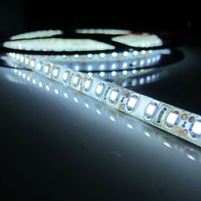 LED Flexible Strip Light 5M 16.4ft 300leds SMD 3528 Waterproof Lamp DC 12V White