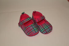 Baby Shoes - Cute Pink Mary Jane Style