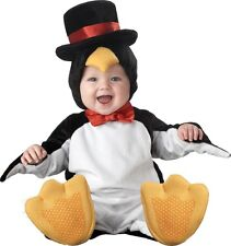 Baby Boys Girls Christmas Penguin Animal Funny Fancy Dress Costume Outfit 6-24ms