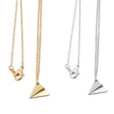 One Direction Band Harry Styles Paper Airplane Fashion Necklace Men Pendant