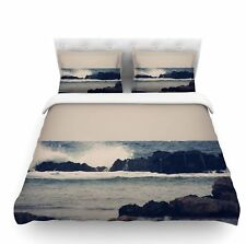East Urban Home Ocean 2 by Sylvia Coomes Coastal Featherweight Duvet Cover