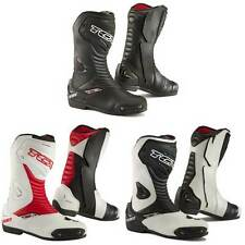 TCX S-Sportour Evo Road Racing Sports Motorcycle Boots All Sizes & Colours