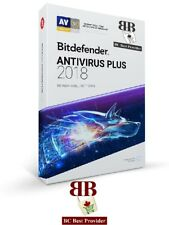 Bitdefender Antivirus Plus 2017 - 1 Year 1 User (Windows)