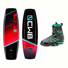 CWB Reverb Wakeboard With MD Bindings 2017