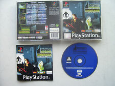 Roswell Conspiracies  PS1  Game