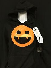 Hoodie Buddie Retired Sweat Shirt w/ built in Headphones NWT Unisex Fang Face