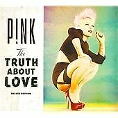P!NK - THE TRUTH ABOUT LOVE - CD ALBUM - PINK - JUST GIVE ME A REASON +