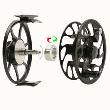CNC Machine Cut T6 Fly Fishing Reel for Rod Line Low Profit Durable Drag System