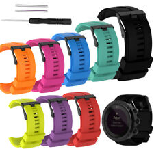 Silicone Rubber Wristband Band Strap + Tool Kit For SUUNTO KAILASH Series Watch
