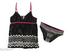 MISSONI FOR TARGET CAMI PANTY SET BLACK XS, S, L - NEW
